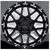 5 LUG XD820 GRENADE SATIN BLACK