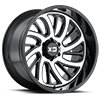 XD826 Surge Gloss Black w/ Machined Face 8 lug